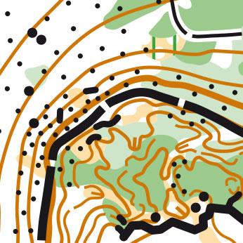 Etap 1 - Spalona - mapa 2