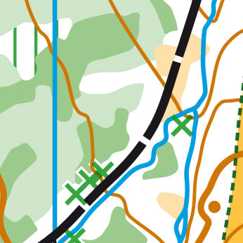 Etap 1 - Spalona - mapa 4
