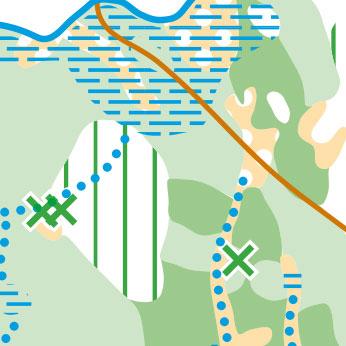 Etap 3 - Lasówka - mapa 2