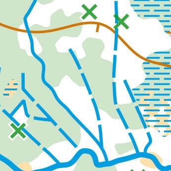 Etap 3 - Lasówka - mapa 3