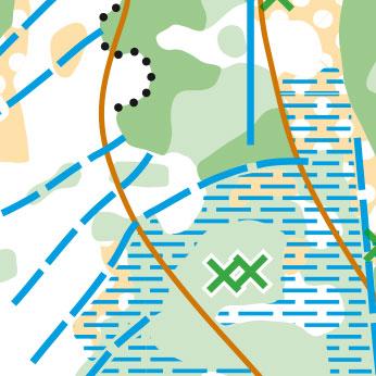 Etap 3 - Lasówka - mapa 4