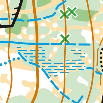 Etap 4 - Jagodna - mapa 1