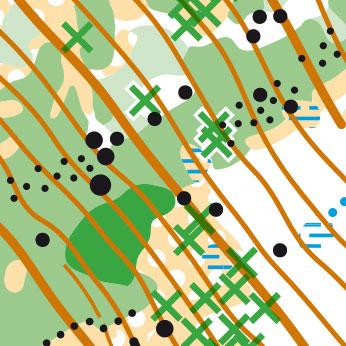 Etap 4 - Jagodna - mapa 2