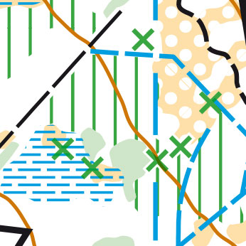 Etap 4 - Jagodna - mapa 3